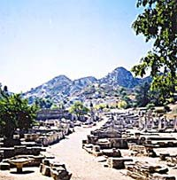 Ruins at Glanum