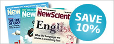 Subscribe to New Scientist